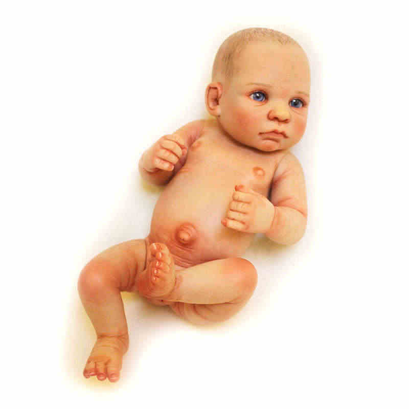 b02e1bcb38f3 Detail Feedback Questions about 26cm Naked Baby Reborn Babe Doll ...