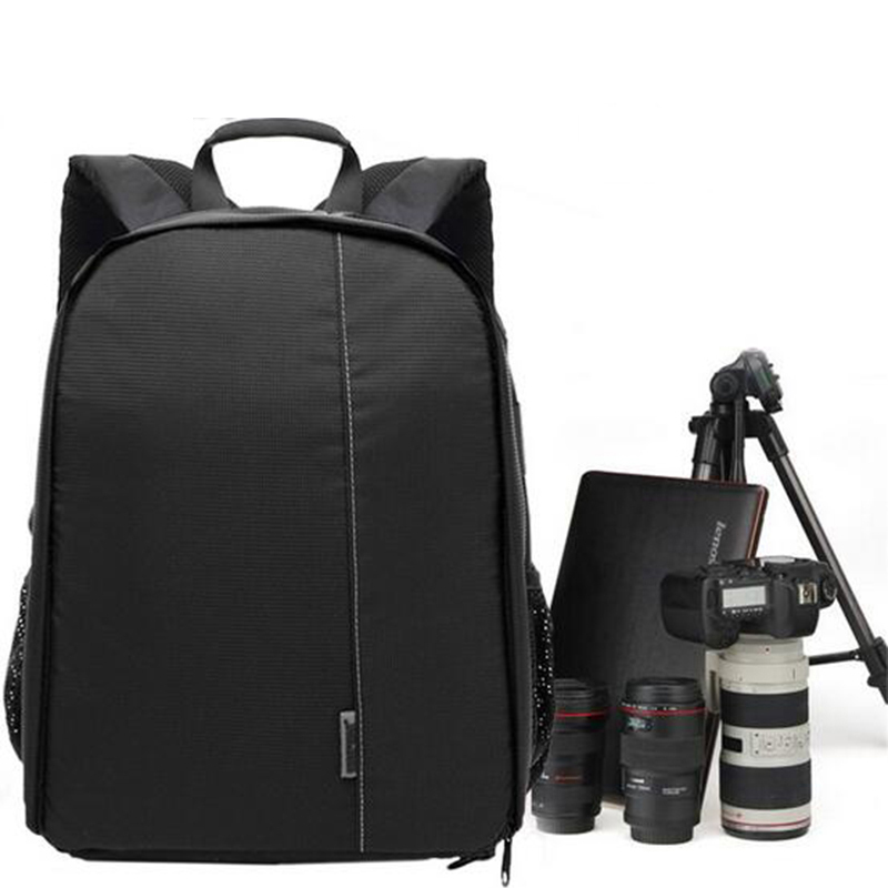 TOP POWER Camera Bag 2017 New Fashion Multi function DSLR Backpack Notebook Video Photo Bags for Camera Shoulder Padded Backpack free shipping new lowepro mini trekker aw dslr camera photo bag backpack with weather cove