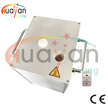 New arrived Free Shipping 1pcs white housing wedding cold spark machine fountain fireworks sparkler Mini Dmx and remote control