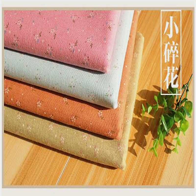 aliexpress : buy 1pcs 50*150cm floral printed cotton and linen