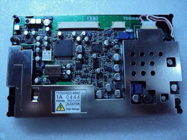 TFD58W29MW originale 5.8 pollici schermo LCDTFD58W29MW originale 5.8 pollici schermo LCD