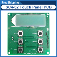 Touch Panel PCB SIEG SC4 62 Spindle speed display circuit board XMT_PANEL_1000 C