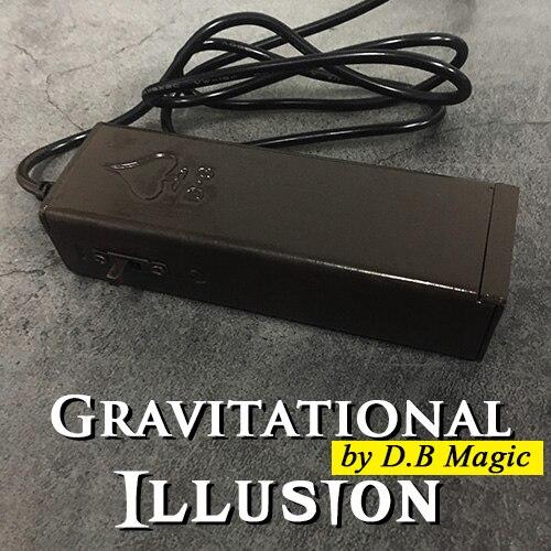 2019 nouveau livraison gratuite Illusion gravitationnelle tours de magie accessoires de magie gros plan magicien mentalisme Magia Illusions scène Fun
