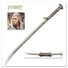 Косплей Хоббит мечи Трандуиль король гоблинов меч Властелин колец Эльф King Трандуиль