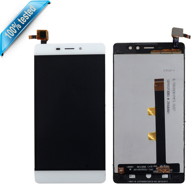 """Original Quality 5.5"""" For ZTE N939sc V5 3 / V5 Pro N939St LCD Display+Touch Screen Digitizer Assembly With Free Tools"""
