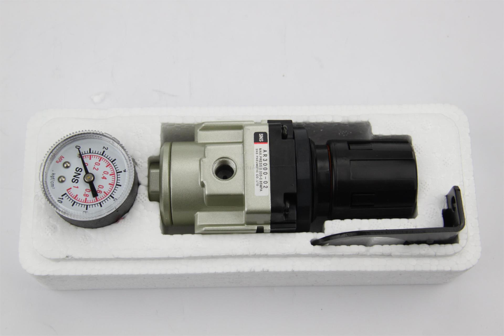 AR3000-02 1/4''BSPT regulator compress pressure reducer valve  SNS pneumatic components rice cooker parts steam pressure release valve