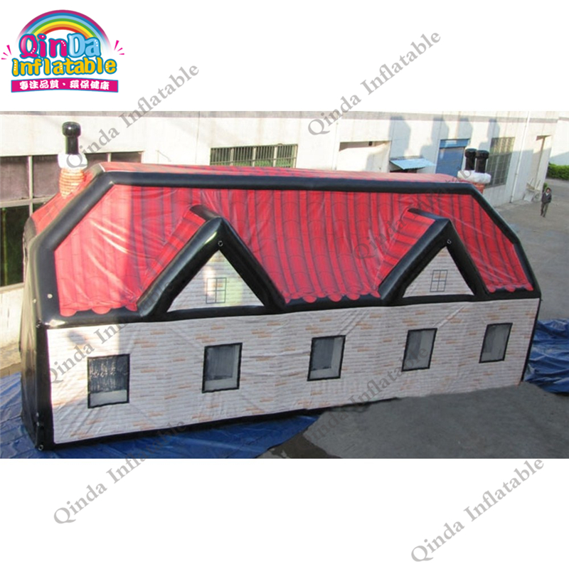 Giant Booth Tent for Party ,inflatable Christmas Bouncy Bar inflatable pub bar inflatable cartoon customized advertising giant christmas inflatable santa claus for christmas outdoor decoration