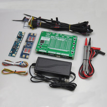 """TKDMR T-60S Laptop LED LCD TV Tester Tool Panel Support 7-55"""" W/ LVDS Interface Lampara Cables & Inverter Free Shipping"""