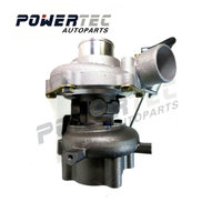 Completa equilibrada GT25 turbocharger para ISUZU NQR Caminhão Leve Ukmian Bogdan 4.8L 4HE1XS 121 KW 165 HP-Turbo 700716 -0003 700716