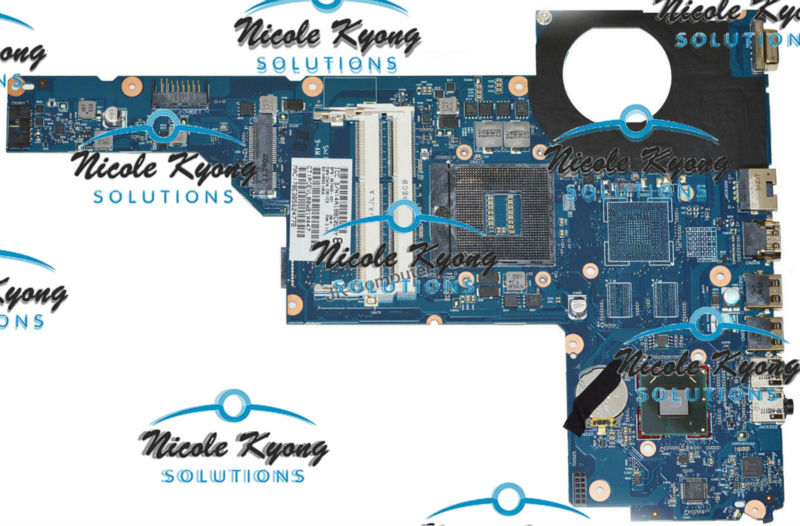 s989 6050A2454801-MB-A01 657459-001 intergrated MotherBoard SYSTEM BOARD for HP Pavilion G6 G6-1000 все цены