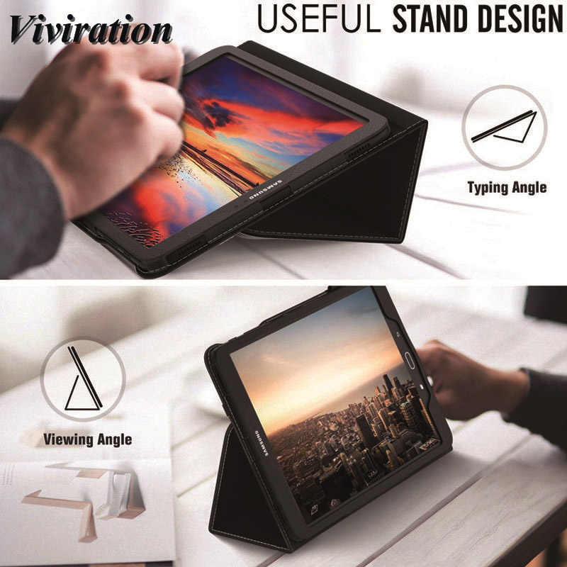 Tab S3 9.7 Inch Magnetische Vouwen Tablet PC Case Flip Stand Cover Voor Samsung Galaxy Tab S3 9.7 SM-T820/ t825 T820 T825 Case Cover