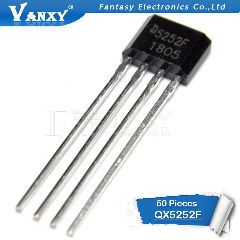 50pcs QX5252F TO 94 QX5252 TO94 5252F-in Integrated Circuits from Electronic Components & Supplies