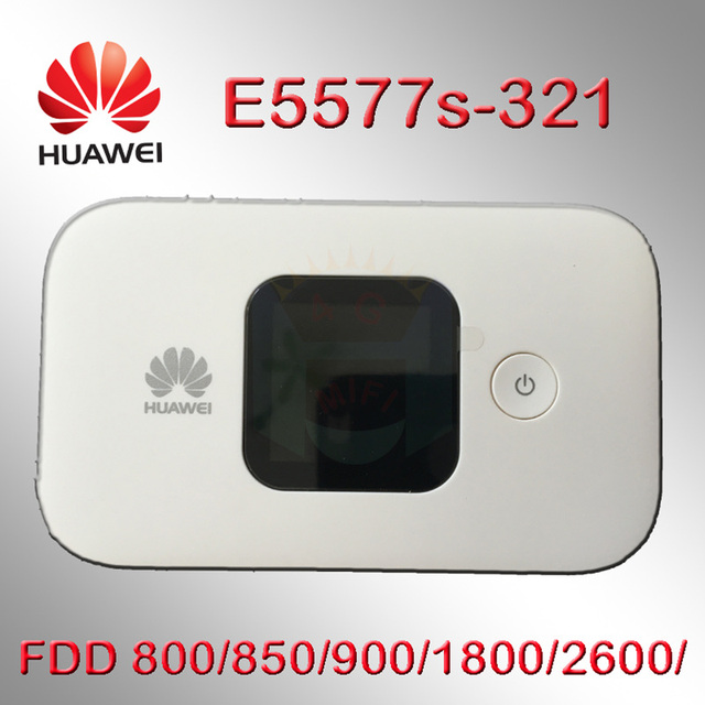US $60 42 30% OFF|Unlocked huawei e5577 4g wifi router 4G LTE Mobile  Hotspot Wireless Router wifi pocket mifi dongle e5577s 321 4g router sim  card-in