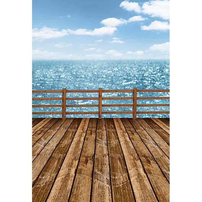 Sea beach scenery photography background vinyl backdrops for wedding photo studio photographic background CM-5744 2015 new 2mx3m warning sign on the beach digital backdrops muslin vinyl photography background