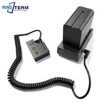 NP-F970 F750 Батарея держатель с W126 Мощность разъем для Fujifim Камера X-A1 A2 E1 E2 Pro1 T1 T10 T20 T30 HS30 HS33 HS35