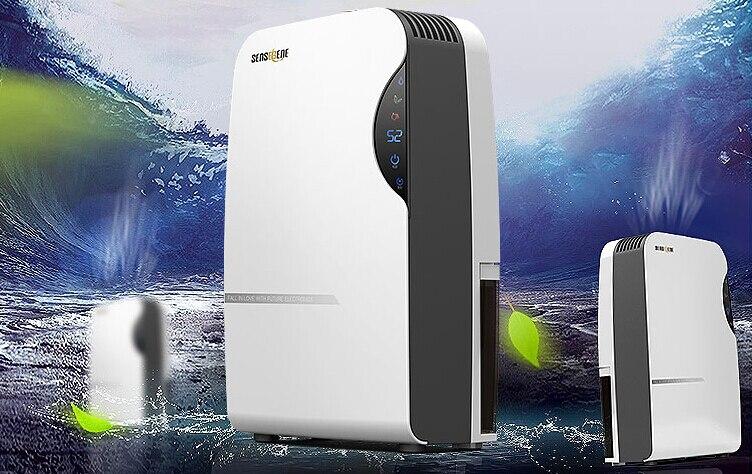 Бесплатная доставка Электрический Холодильные осушитель для домашнего осушитель воздуха машины поглощать влагу воды интеллектуальные
