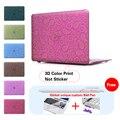 Новая Мода Для Девочки червь лепестки Обложка pattern Чехол для Macbook Air 13 12 Pro 11 13 15 дюймов Retina Laptop Sleeve аксессуары
