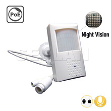 720P poe ip camera Night Vision camera 940nm infrared ip cam POE camera PIR Style Motion Detector ONVIF IR camera Invisible IR