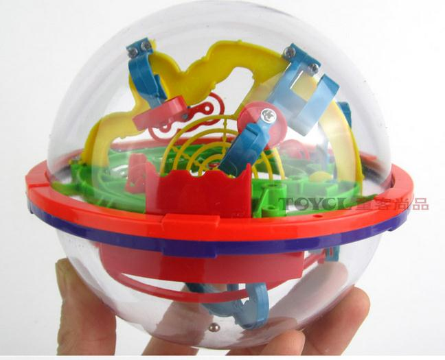 3D Maze ball Kids Children Puzzle Game Educational Toys