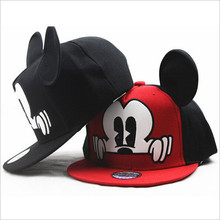 Hot Sale Kids Baby Snapback Cartoon Baseball Cap Boys&Girls Hip Hop Caps Children Sun Hats Freeshipping