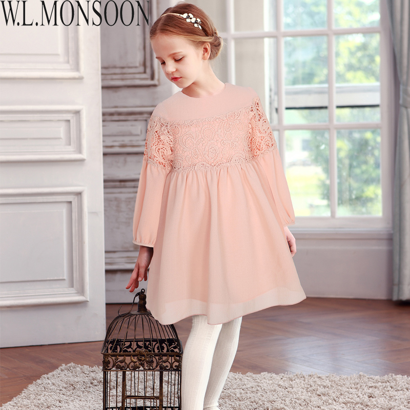 Girls Party Dress Disfraz Princesa 2017 Brand Kids Dresses Princess Costume Lace 2Colors Children Dress Girl Clothes princesa extra 310 мл arcoroc