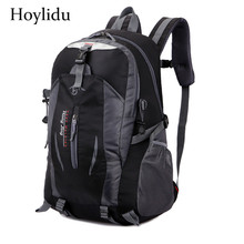Fashion Waterproof Nylon School Backpack Men Large Capacity with Shoes Holder Women Casual Travel Bags Clothe Storage Backpacks