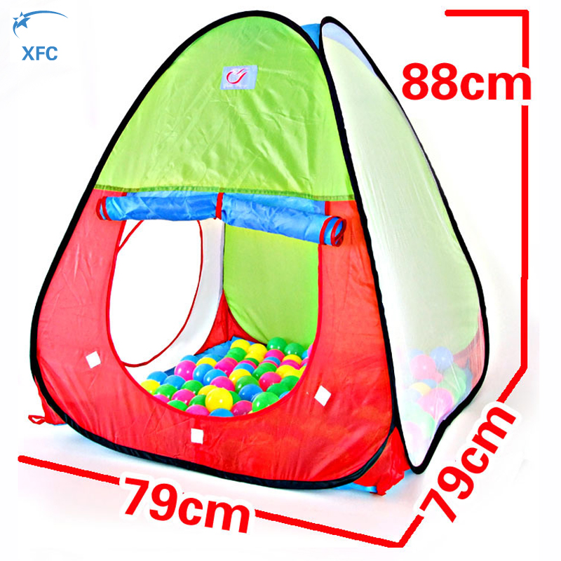 XFC Portable Children Kids Pop Up Adventure Play Tent House Tunnel Set Indoor Outdoor Garden Playhouse Ocean Ball Pit Pool Tent-in Toy Tents from Toys ...  sc 1 st  AliExpress.com : kids play tent and tunnel set - memphite.com