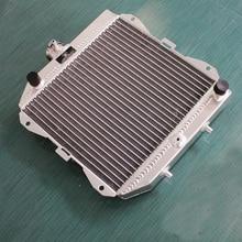 aluminum alloy radiator For Honda TRX 420/500 FA/FE/FM/FPA/FPE/TE/TM Rancher ATV parts accessories