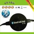 BF-106 3.5mm Adaptador Estéreo HiFi Speaker Áudios Transmissor Sem Fio Bluetooth FM Music Player saída para telefone celular/MP3/MP4/PC