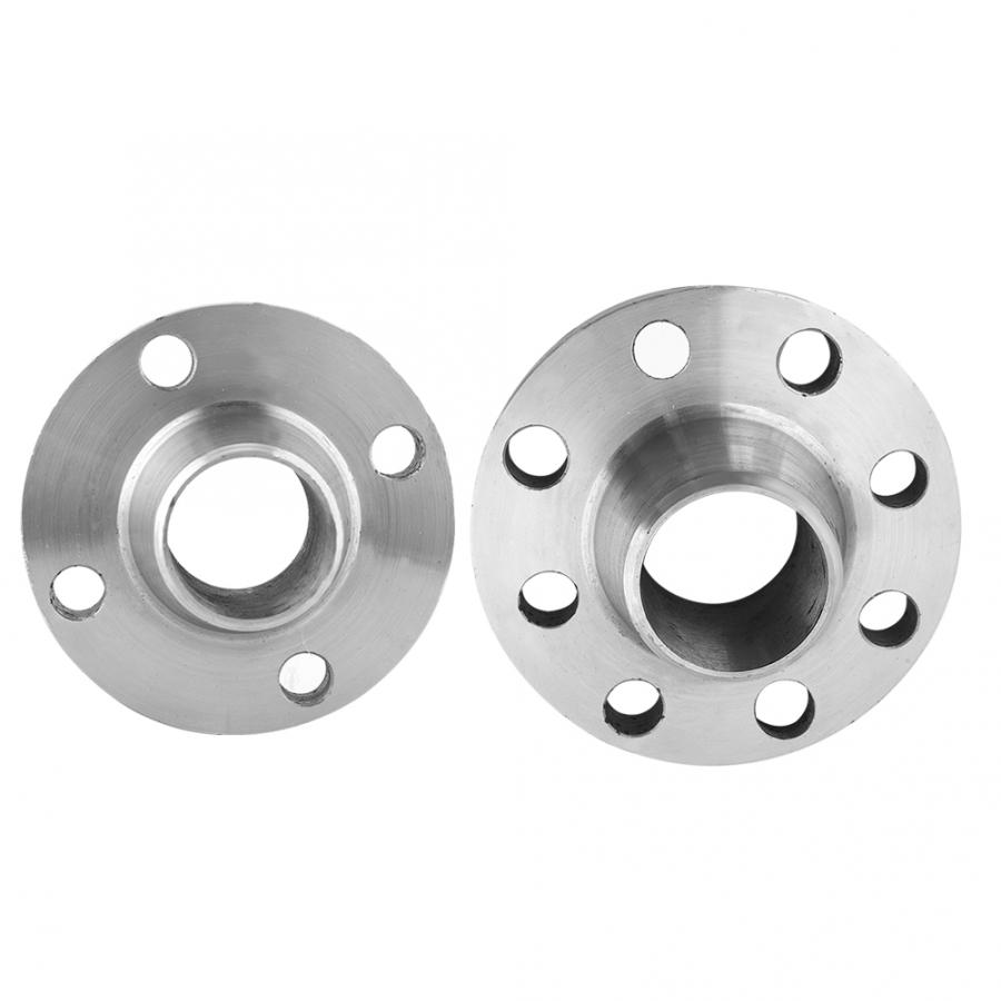 Stainless Steel Flange DN50 2 Carbon Steel Weld Neck Flange Pipe Fitting WN 150LB 300LB Iron Cast Flange