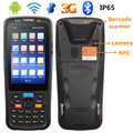 PDA pos terminal data collector industrial ip65 pda wireless barcode scanner rfid reader nfc with android os TS-5000