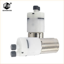 12V Small Water Pump with dc motor low noise large flow for drinking(China)