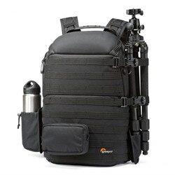 Подлинная Lowepro ProTactic 450 aw сумка для камеры на ремне SLR Камера сумка рюкзак для ноутбука с all weather Cover 15,6 дюймов Lapto