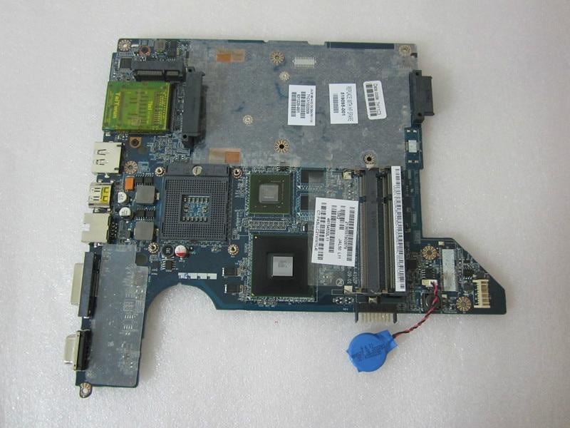 Computerkomponenten 519098-001 Board Für Hp Compaq Presario Cq40 Laptop Motherboard Mit Für Intel Gm45 Chipset 100% Voll Getestet Gute Bestellungen Sind Willkommen.