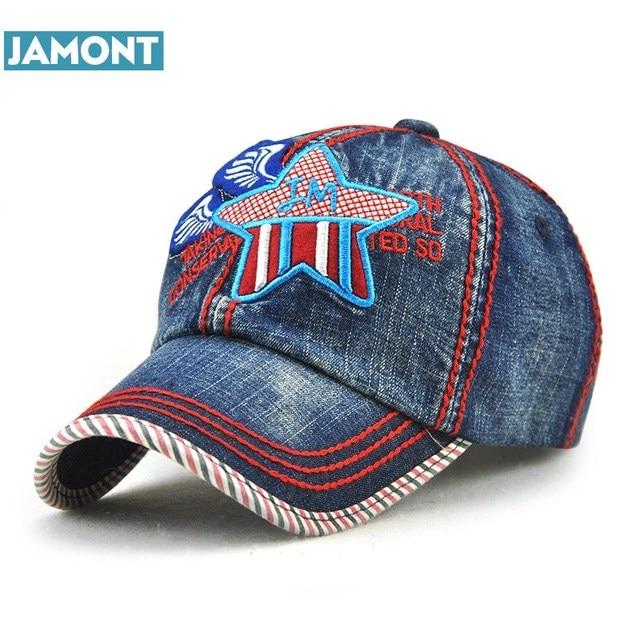 JAMONT Autunno Inverno Uomo Donna Berretto di Cotone All aperto Casuale  Ombra Cappello Da Cowboy d35539fcb4c7