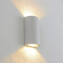 Outdoor Waterproof Wall Lamp Up Down Wall Light Aluminum Wall Lights Porch Garden Aside Hotel Lighting Indoor Wall Sconce BL51(China)