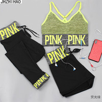 women tracksuit 3 piece set women conjunto feminino clothes Three piece