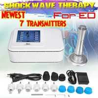 Portable To Treat ED Shock Wave Physiotherapy Equipment Shockwave therapy Pain Relief Massage ED Relaxation Machine