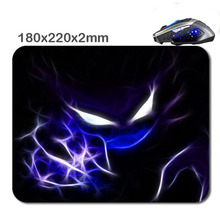 Design Print Animated Cartoon Mouse Pad Custom Non-Slip Durable Computer Laptop Gaming Rubber Soft Mouse Pad As Gift220*180*2 Mm