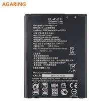 Agaring Original Replacement Phone Battery BL-45B1F For LG V10 H961N F600 H968 Authenic Rechargeable 3000mAh