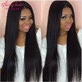 brazilian virgin hair straight 3 bundles 7a unprocessed virgin brazilian straight hair weave bundles meches bresilienne lots