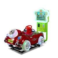 Новый 3D небольшой видео Jockey Club скачки монетные воблер детская игровая площадка качели площадка оборудование YLW K1819