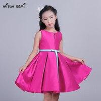 Mitun Girls Dresses Children Ball Gown 6 7 8 Birthday Party Princess Wedding Dress Baptism Summer