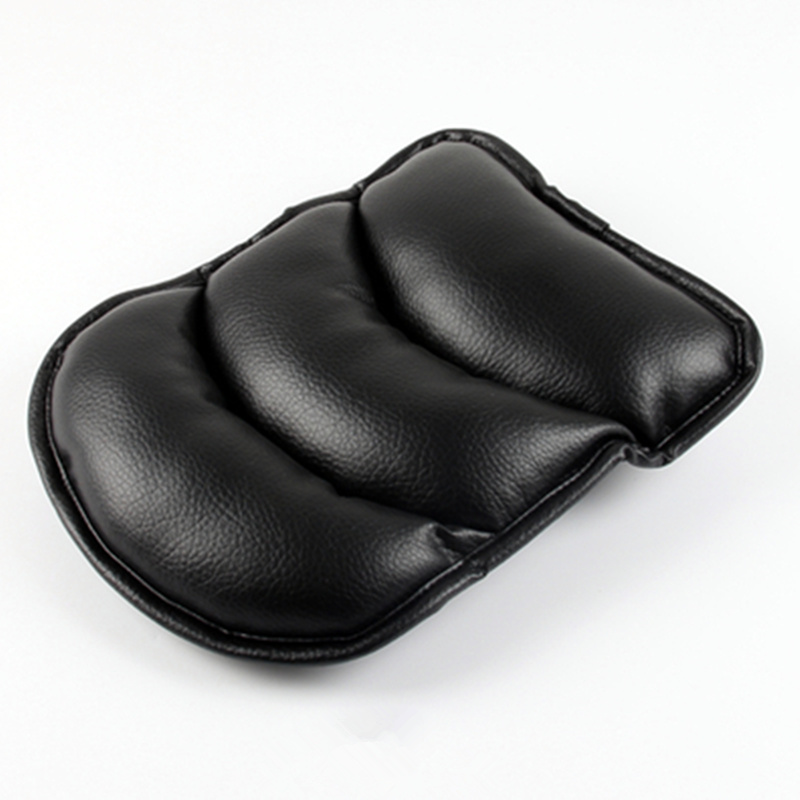 Car Armrests Cover Pad Vehicle Center Console Arm Rest Seat Pad For Mazda 2 3 5 6 CX-5 CX5 CX-7 CX-9 Atenza Axela цены онлайн