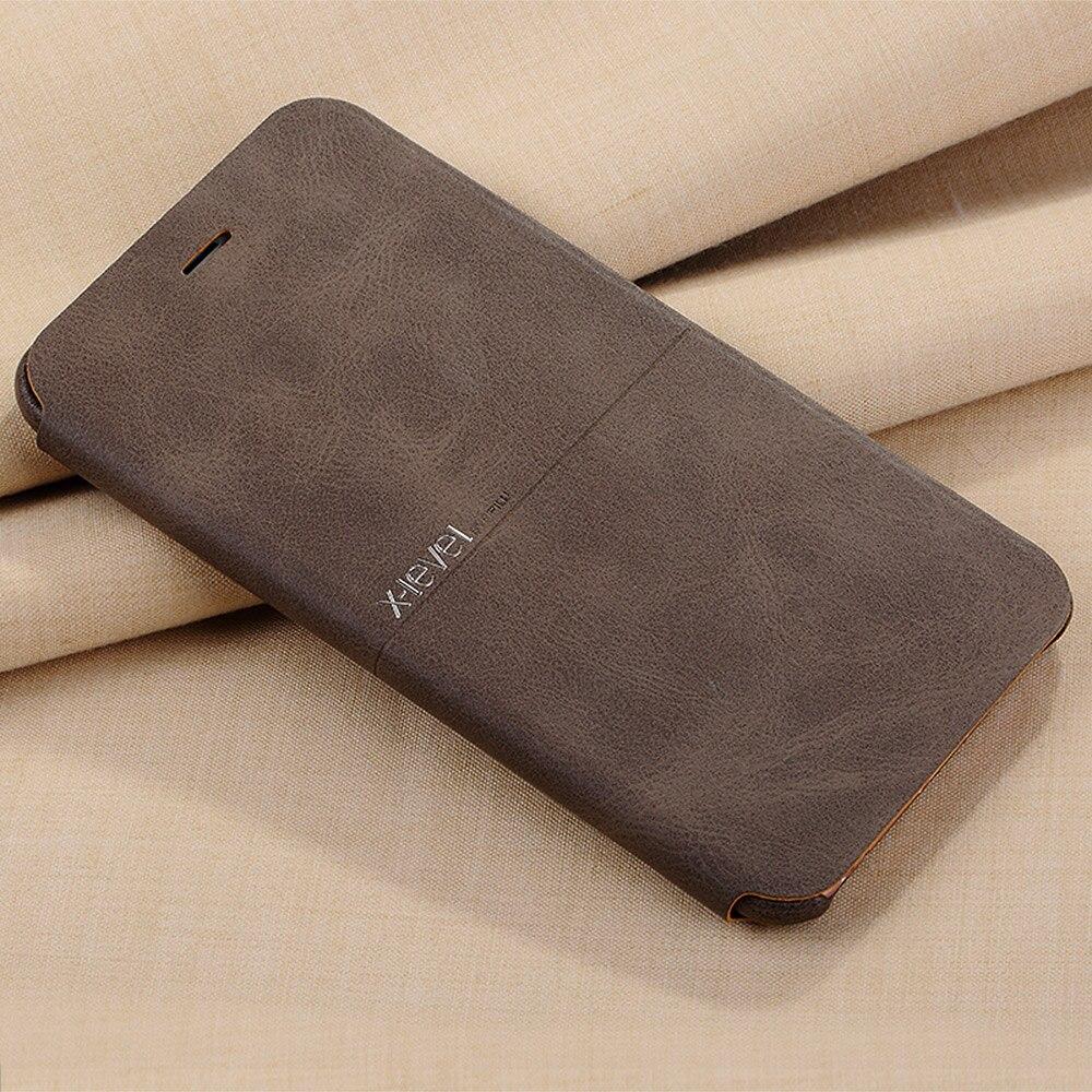 Цена за X-уровень Роскошные ковбой ультра тонкий ностальгия Искусственная кожа флип чехол для телефона iPhone 6 6S, Стенд кожаный чехол для iPhone 6 6S