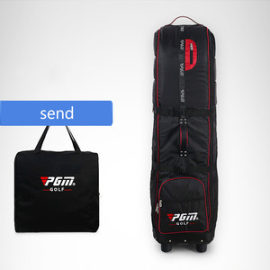 Image 2 - PGM New Golf Airbag with Password Lock Thickened Aircraft Check Bag Foldable HKB009