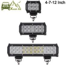 inch 72W Led Light Bar