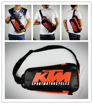 Wholesale KTM Motocross chest bag riding backpack shoulder bag motorcycle bag Outdoor riding multi-functional chest bag V кофры komine