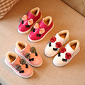New Fashion Winter Baby Boots Girls Calzado Botas Ninas 2016 Infant Girl Winter Boots Baby Warm Snow Boots Kids shoes
