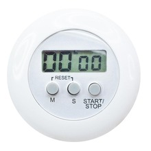LCD Digital Kitchen Countdown Timer Magnetic Belt Back Stand Cooking Timer Count UP Alarm Clock Kitchen Gadgets Cooking Tools цена и фото